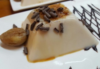 Chustnut pudding